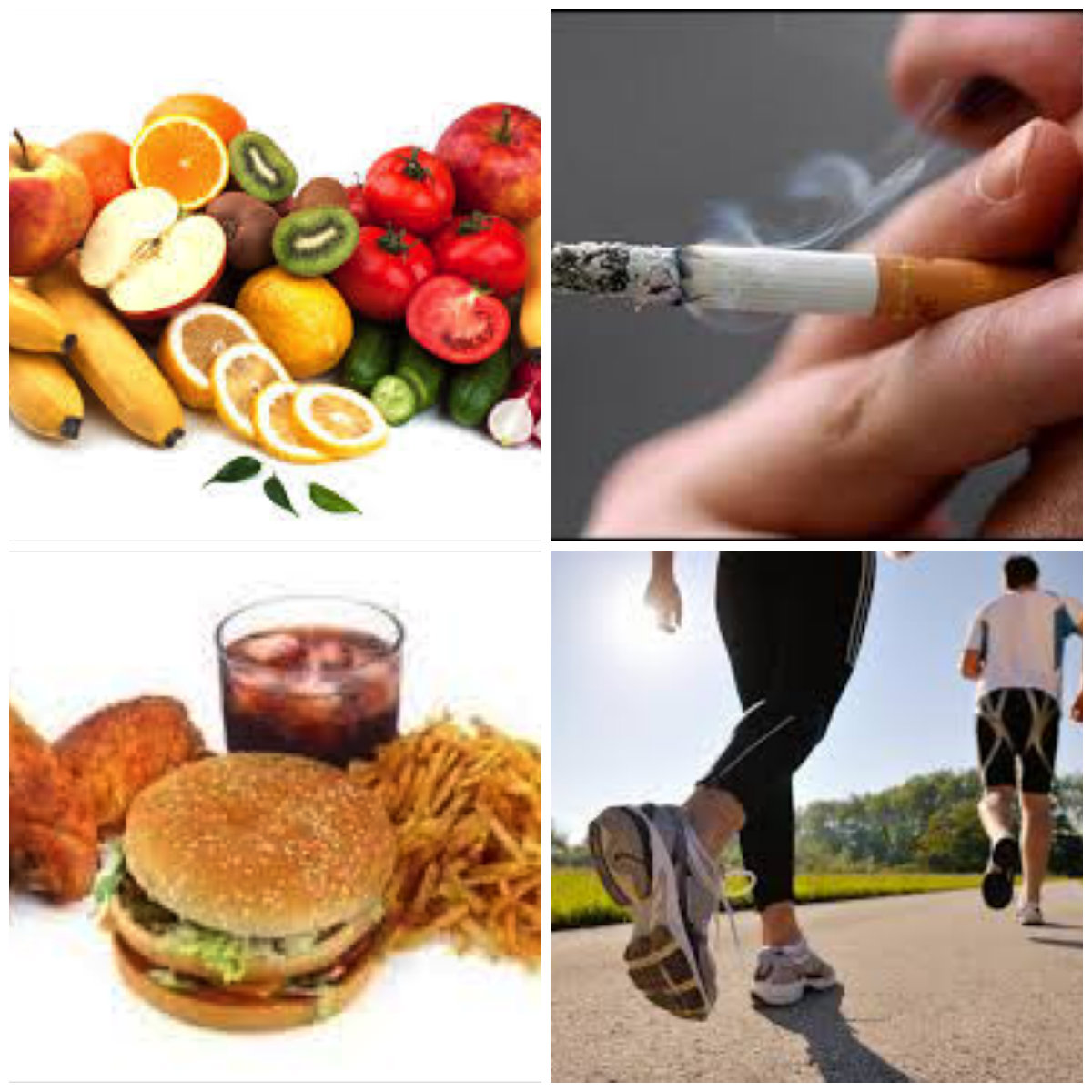 livsstilssykdommer eksempler